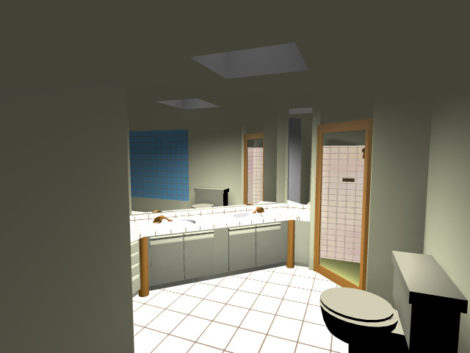 Course rendering in Form-Z